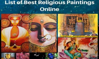 List of Best Religious Paintings Online