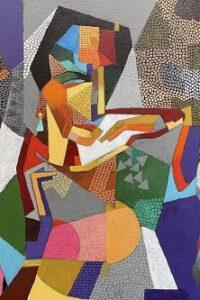 Artist-Niren Sen Gupta, Title -Sarangata