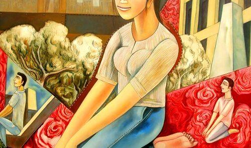 Artist-Tapan Dash, Title-Untitled 2