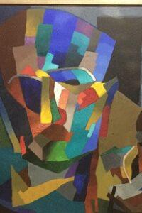 artist-Nirensen Gupta, title-ancestors